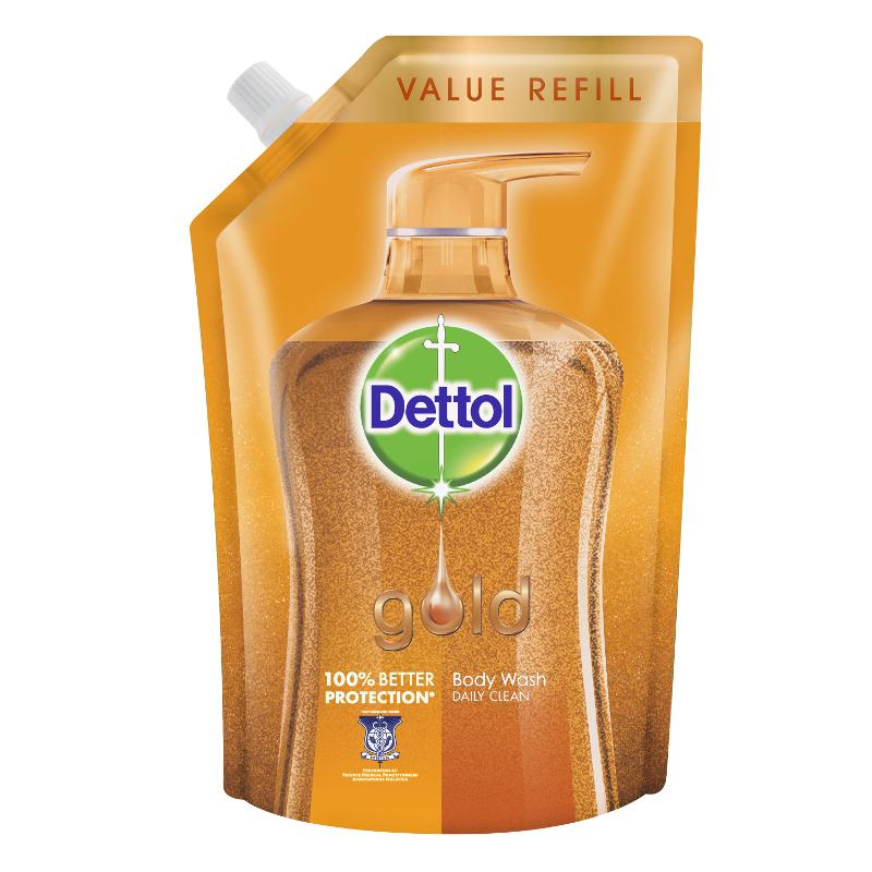 Dettol Shower Gel Classic Clean 900ML (Refill) X 2
