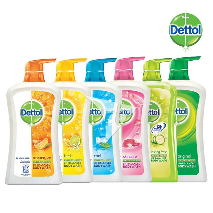 Dettol Shower Gel Skincare 950ml End 4 19 2017 11 59 Am