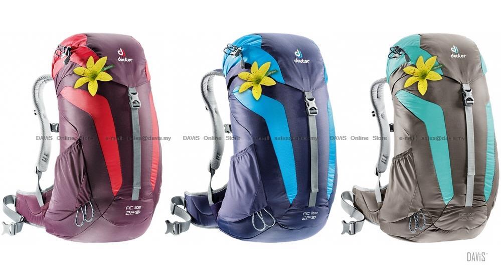 1d082186178 Deuter AC Lite 22 SL - 3420216 - Hiking - Aircomfort System. ‹ ›