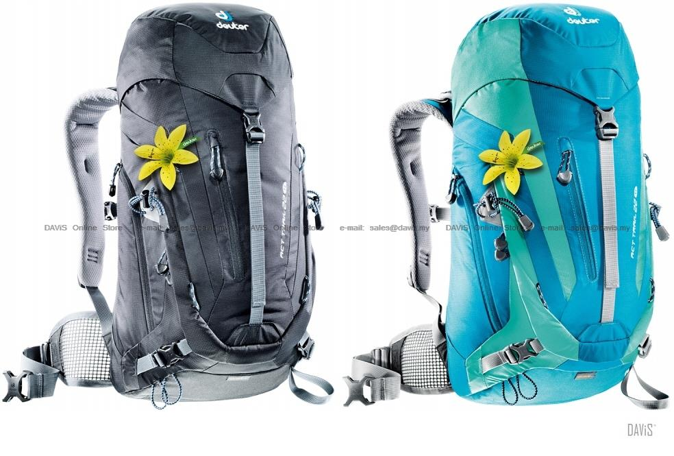premium selection in stock best prices Deuter ACT Trail 22 SL - 3440015 - Hiking - Aircontact Trail System