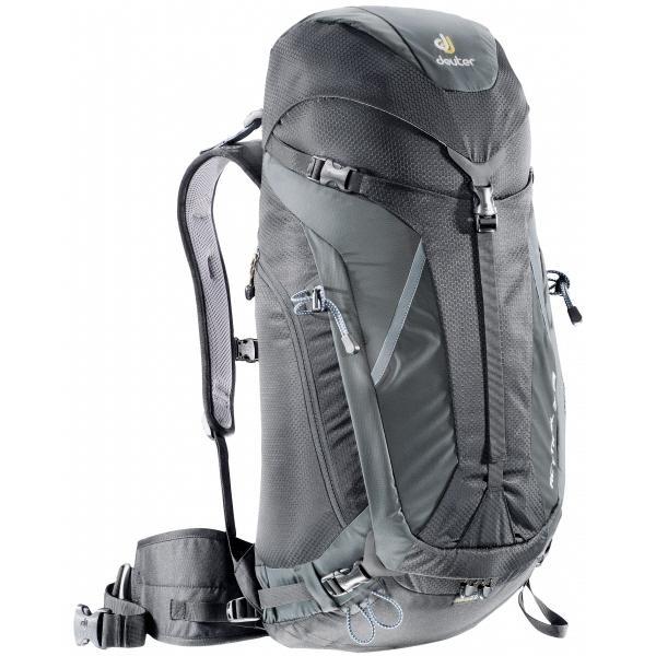 Treffen Geschäft Genießen Sie kostenlosen Versand Deuter ACT Trail 38 EL - black-granite - Hiking - Extra Long System