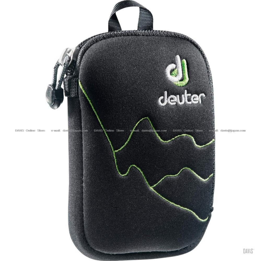 Deuter Camera Case I - black - Bike Frames Handles Climbing Harness