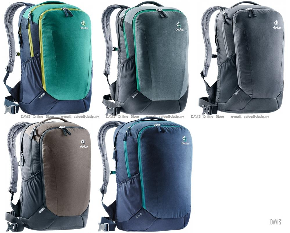 sports shoes entire collection another chance Deuter Giga - 3821018 - Daypack - Laptop - Business - Airstripes Sys