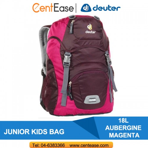 7287c7702157 DEUTER JUNIOR KIDS BAG - AUBERGINE M (end 1 20 2019 6 03 PM)