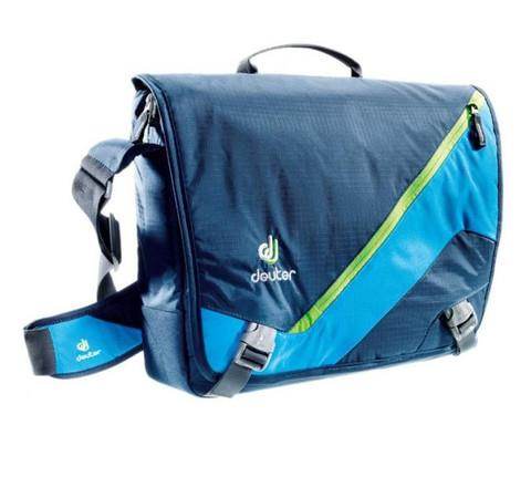 DEUTER LOAD MESSENGER BAG - MIDNIGHT TURQUOISE