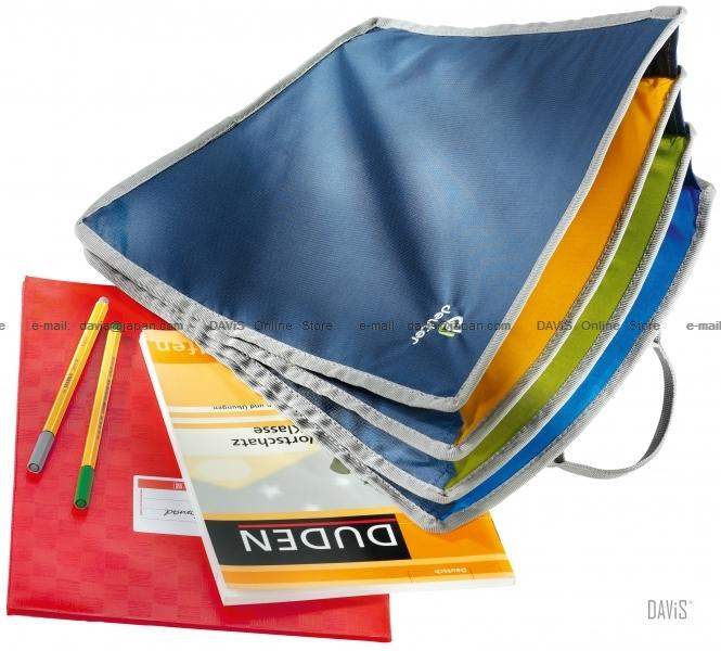 Deuter Organizer Folder - midnight - Book - Magazines - Paper