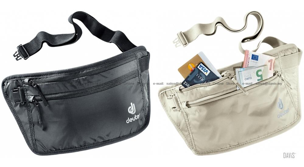 41f9821af2cce Deuter Security Money Belt II - 3910316 - Trekking Travelling Comfort. ‹ ›