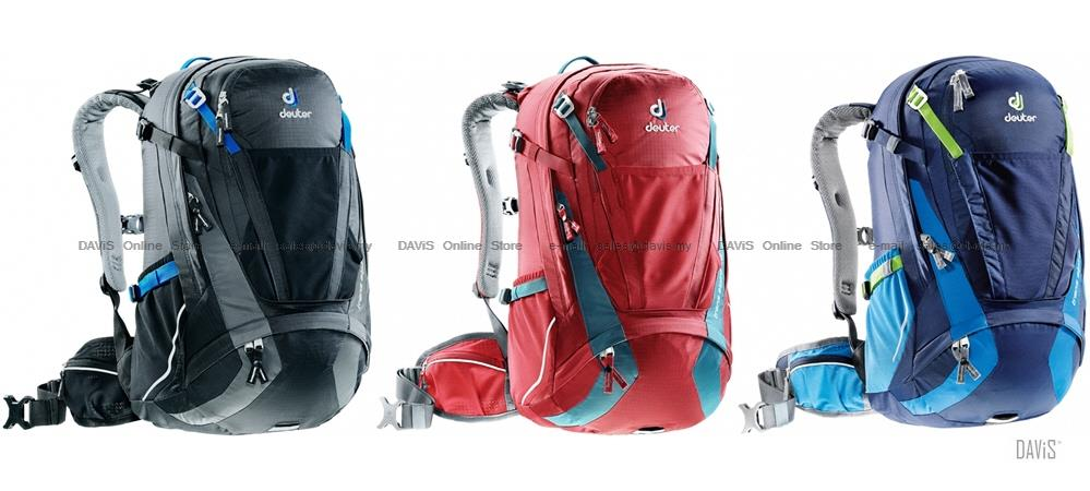 ef1ae1bf1 Deuter Trans Alpine 30 - 3205217 Backpack Cycling Hiking Airstripes. ‹ ›
