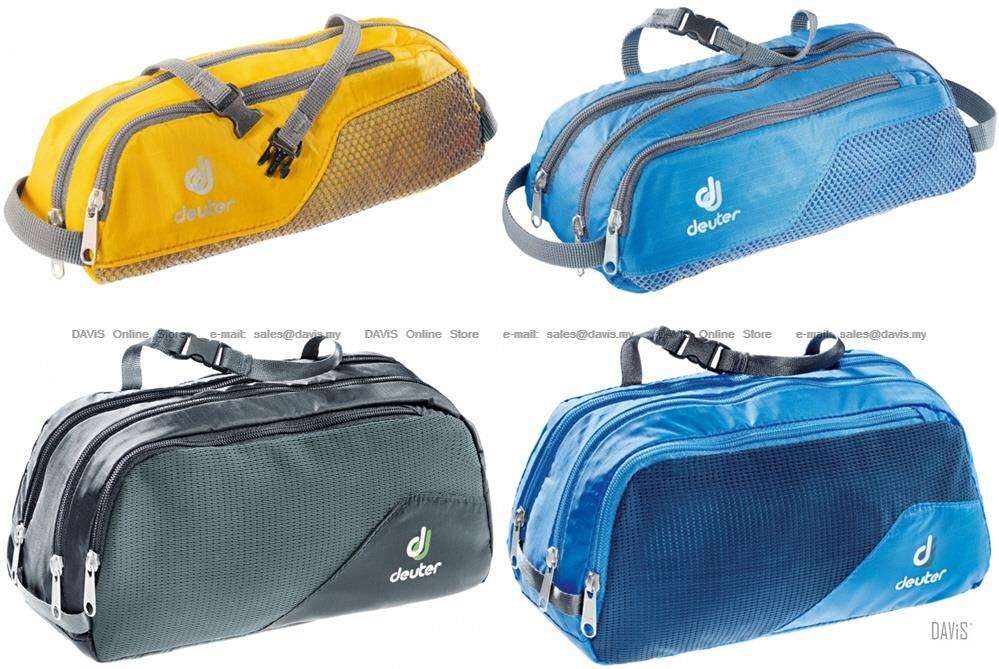 Deuter Wash Bag Tour I - Wash Bag Tour II - Wash Bag Tour III