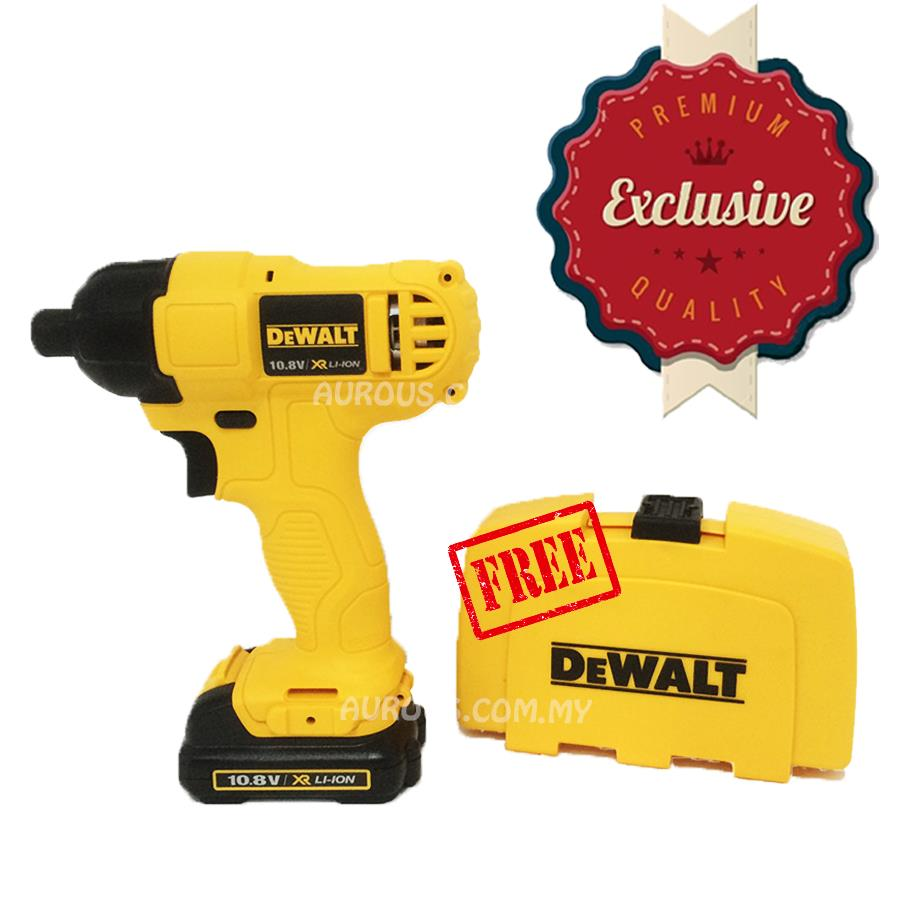 Dewalt Dcf805c2a Xr Lithium Battery Drill Impact Driver 10 8v C