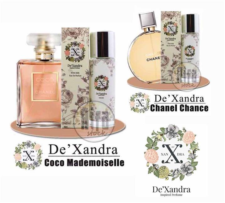 DeXandra (Chanel) FOR HER