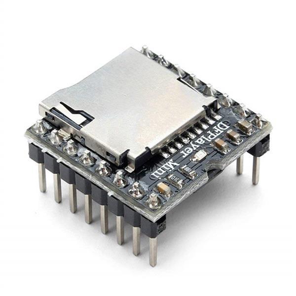 DFPlayer Mini MP3 Audio Sound Player Module For Arduino