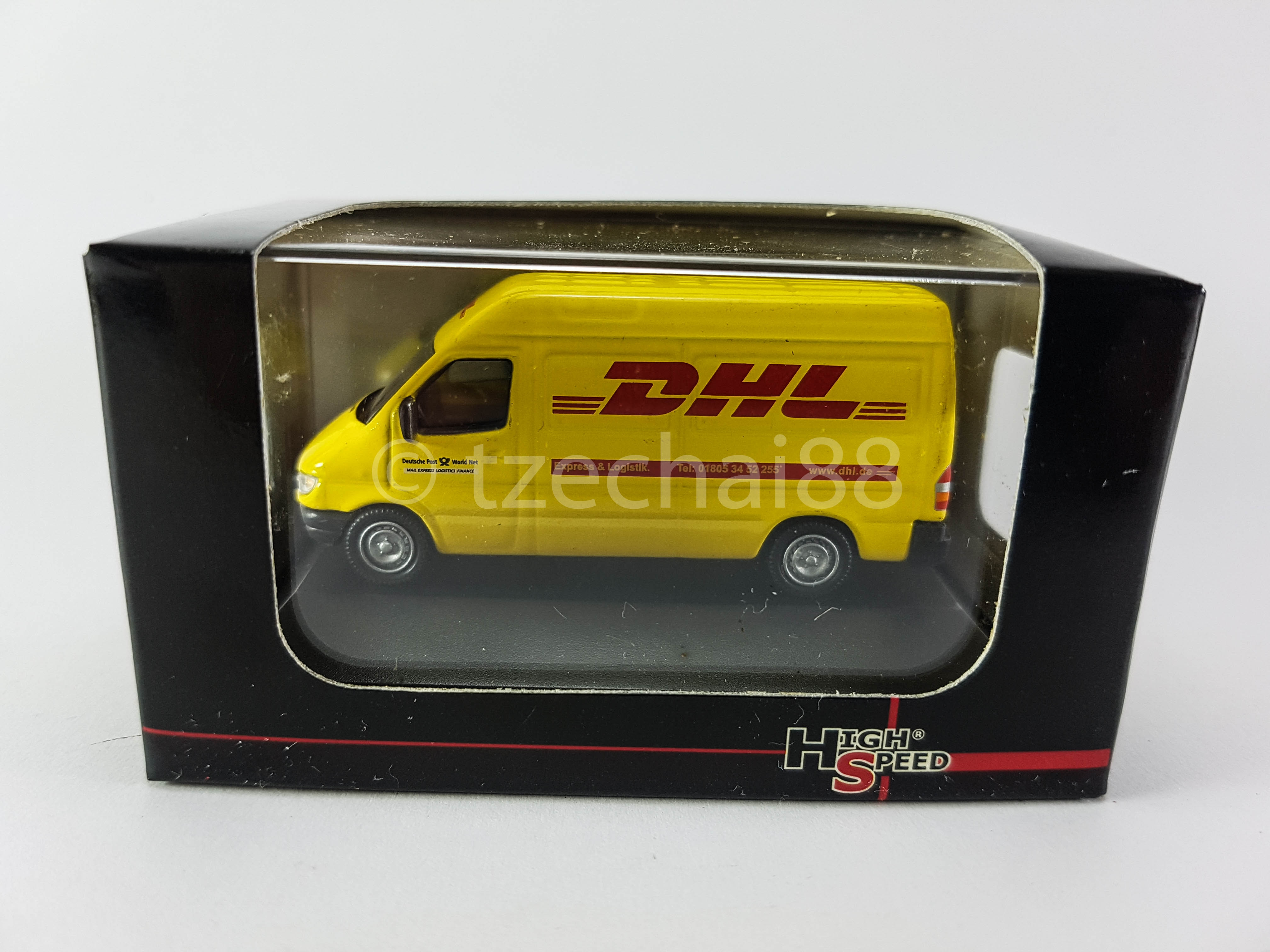 Dhl limited edition high speed 1 87 end 2 11 2020 10 30 am for Mercedes benz limited edition