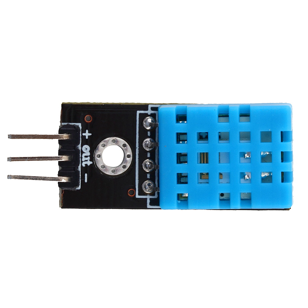 Temperature and Humidity Sensor DHT11 in Arduino