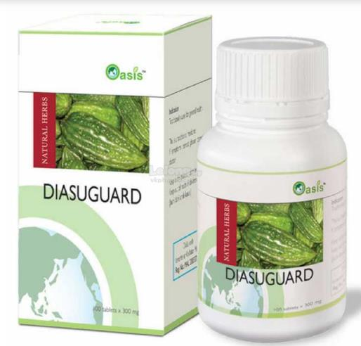 DIA SUGUARD for Lowering Blood Sugar 200S