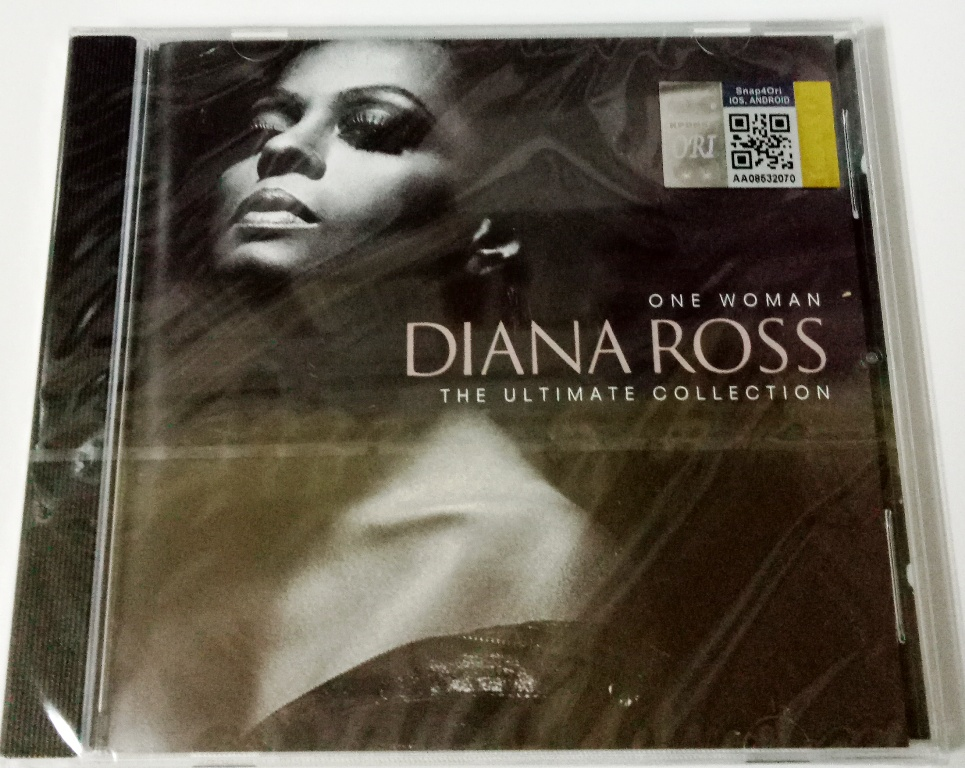 Diana Ross Ultimate Collection: Diana Ross One Woman The Ultimate C (end 7/18/2021 12:00 AM