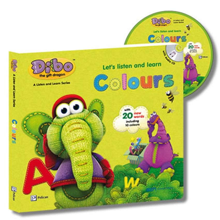 Dibo the gift dragon lets listen and end 222020 221 pm dibo the gift dragon lets listen and learn colours negle Choice Image