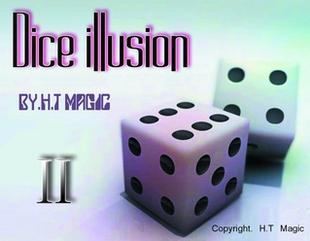 NEW Dice Illusion VISUALY and IMPACTFUL