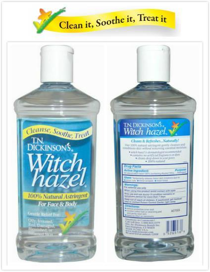 Dickinson Brands, Witch Hazel, For Face & Body (473 ml)