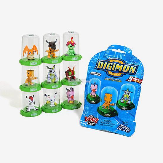 Digimon Domez in Blind Bag (Series 1)