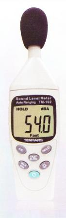 Digital Autoranging Sound Level Meter (TM102)