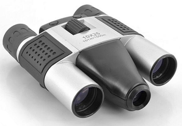 Digital Binocular Camera (1.3 MP Camera, 10x Zoom) (WDB-02A) ★