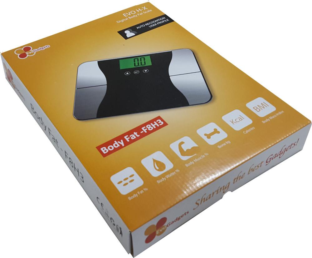 Best Body Fat Scale 2020 Digital Body Fat/Composition/Weighin (end 7/7/2020 10:15 AM)