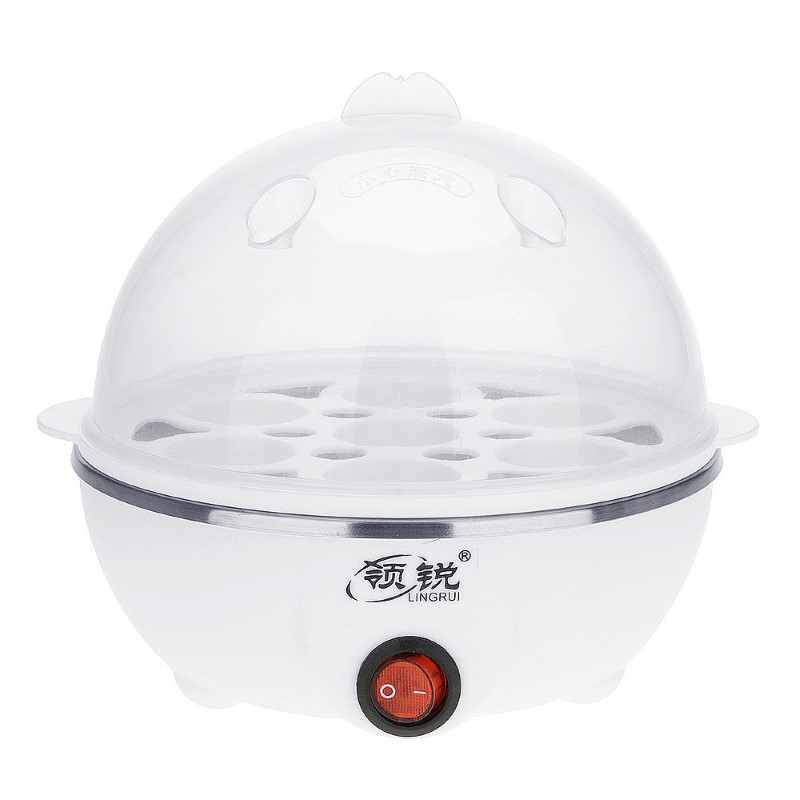 Digital Mini 7 Egg Incubator Cooker Boiler Eggs Telur