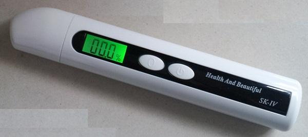 Digital Moisture Monitor for Skin SK-IV
