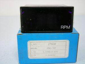Digital Panel Meter (DM-31F)