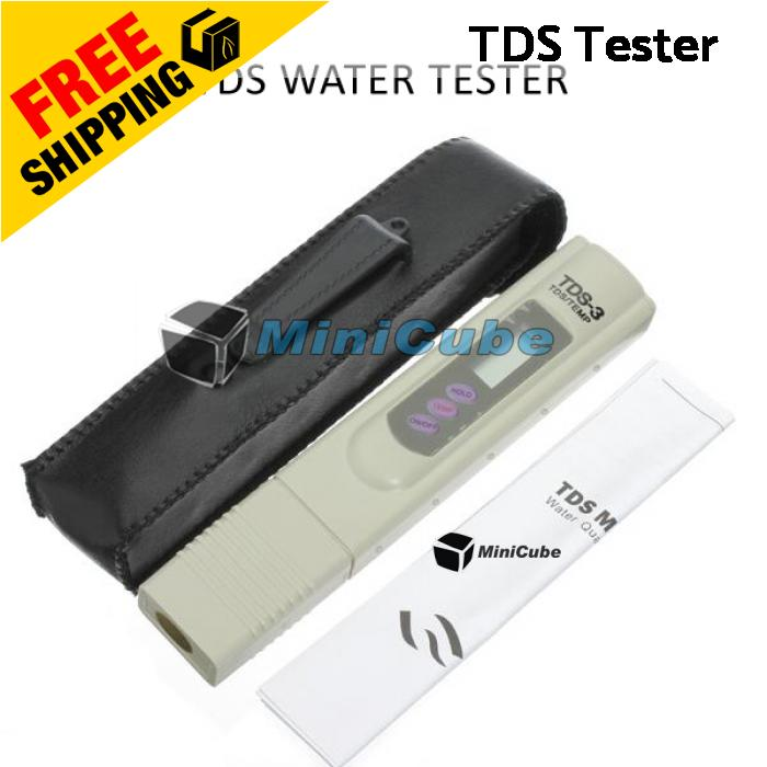 Digital TDS PPM Water Quality Purity Tester Pen Meter