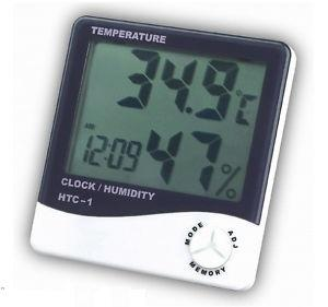 Digital Temperature & Humidity Meter