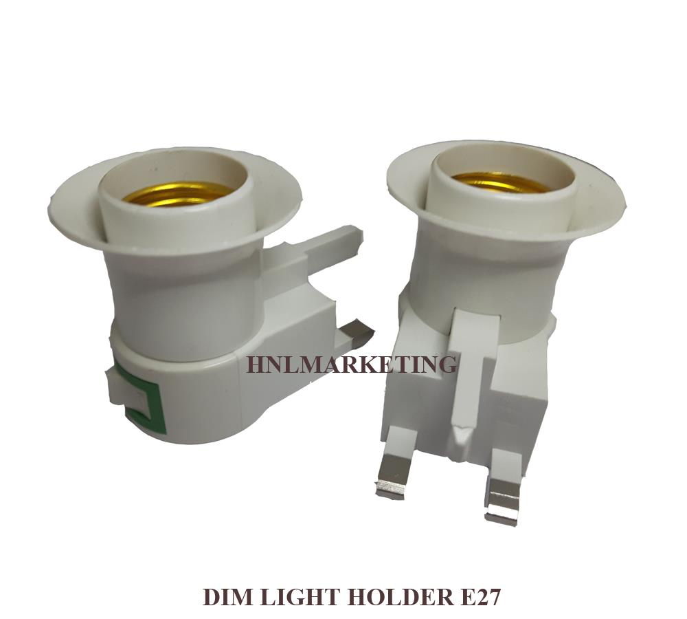 DIM NIGHT LIGHT HOLDER E27 ES