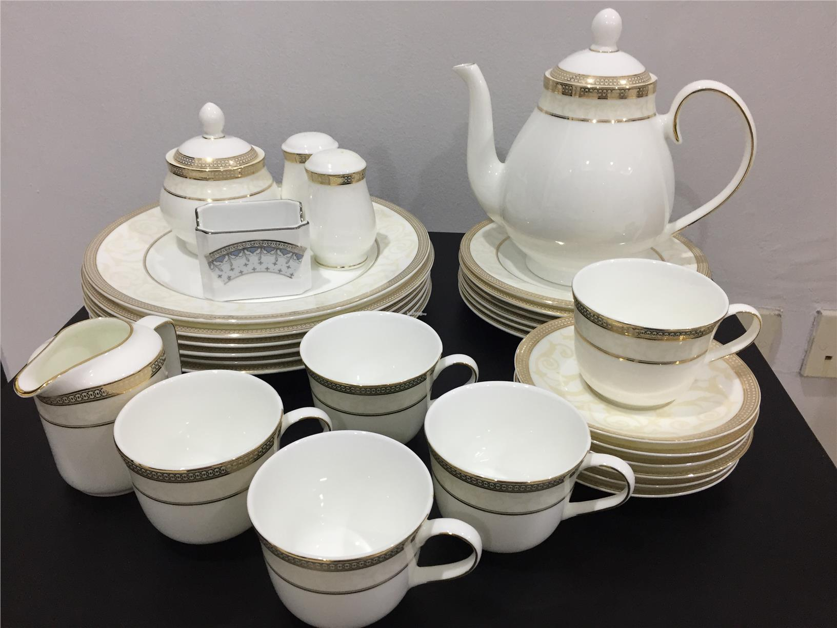 Dining Set - Shinepukur Bone China