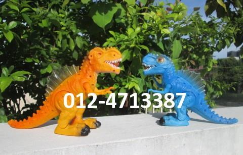 Dinosaur Jurassic World Spinosaurus Dinasaur Toy w Lights & Sounds