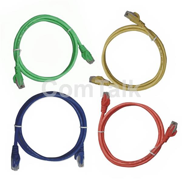 Dintek Cat.5e 4 Pair UTP Patch Cord 3M