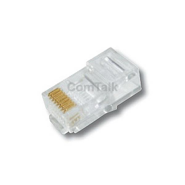 Dintek Cat.5e Unshielded RJ45 Modular Plug 20 Pcs