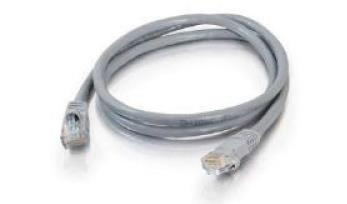 DINTEK RJ45 CAT6 UTP NETWORK CABLE 1M (1201-04XXX) GREY
