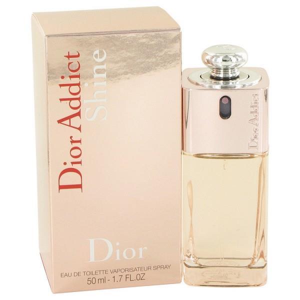 Dior Addict Shine By Christian Dior Eau De Toilette Spray 1.7 Oz For W. ‹ › 89787bb80345a