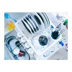 Dish Drainer Rack Plate Tray Sink
