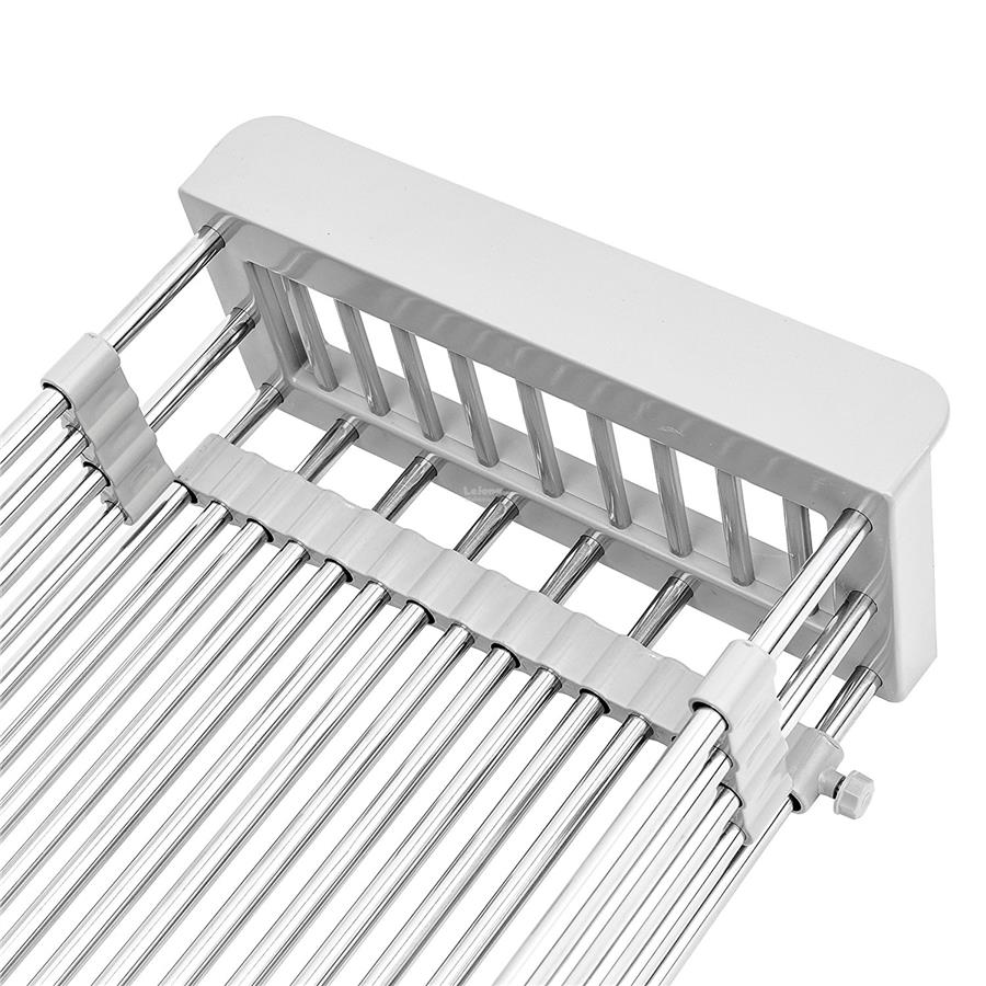 Dish Drying Rack Over Sink, Stainless Steel