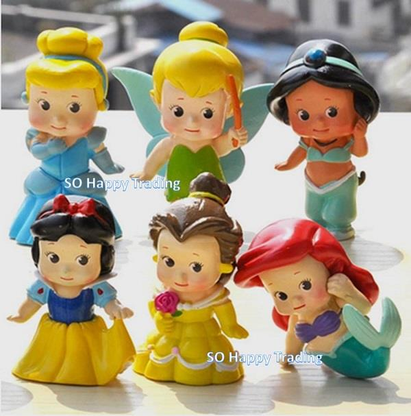 Disney Baby Princess Figurine Set end 1292018 1015 PM