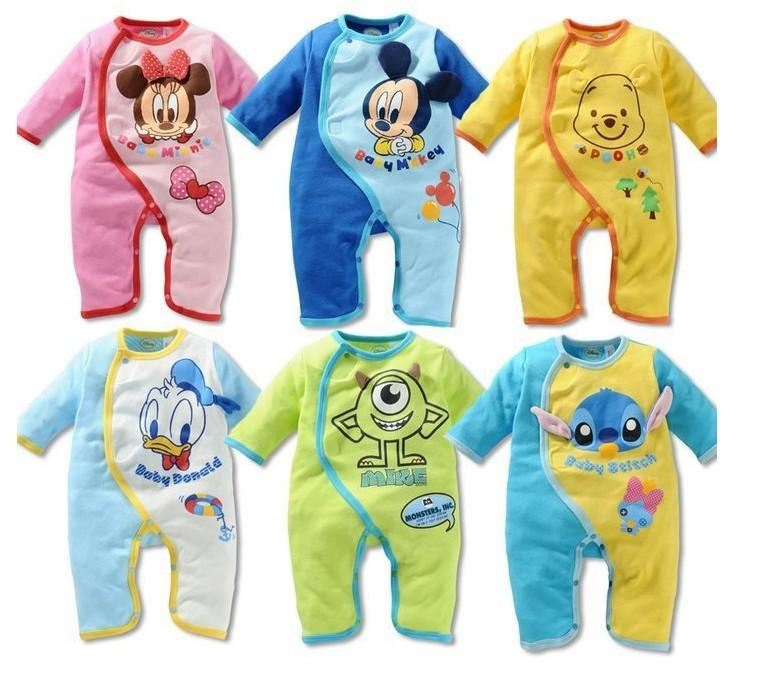 e4a27a49cbc4 Disney Cartoon Baby Rompers (end 5 1 2019 12 00 AM)