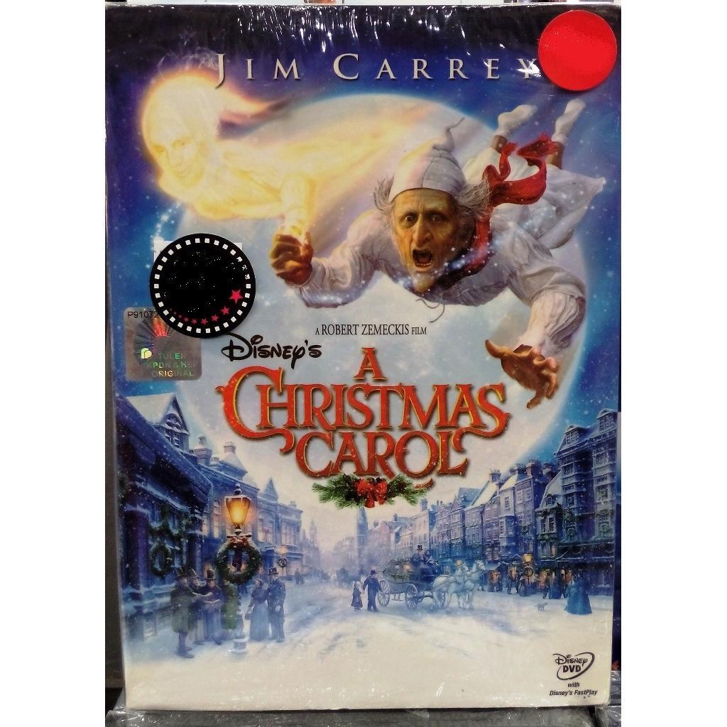 Disney A Christmas Carol Jim Carrey