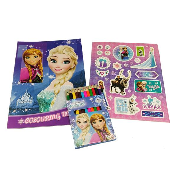 Disney Frozen Coloring Book With Col End 9 15 2019 1 15 Am