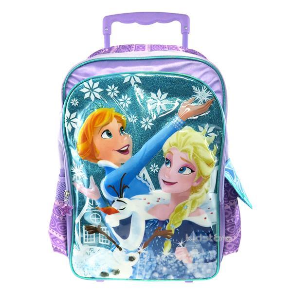 8106d9b186 DISNEY FROZEN OLAF PRIMARY SCHOOL TROLLEY BAG. ‹ ›