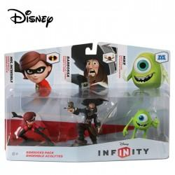 Disney Infinity Figure: Sidekicks  MONSTER UNIVERSITY PLAY SET