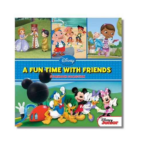 Disney Junior: A Fun Time with Friends Storybook Collection