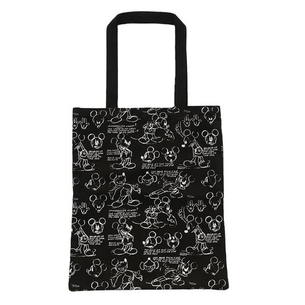 DISNEY MICKEY MOUSE 90TH YEARS TOTE BAG