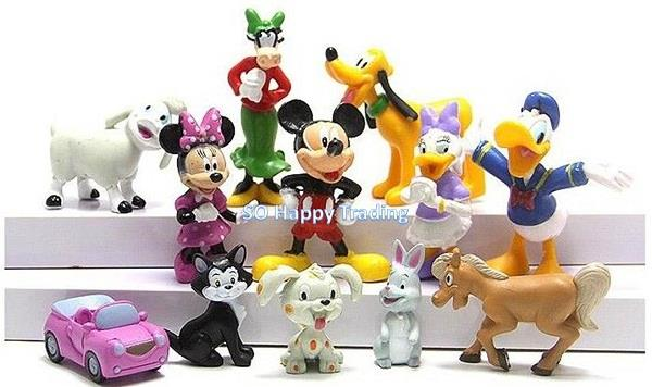 Mickey Mouse Cake Topper Malaysia